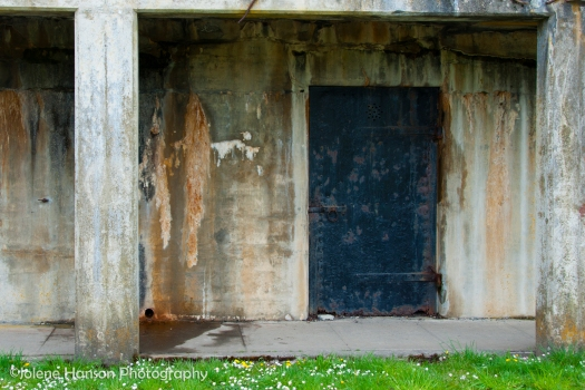 Fort Casey in Color