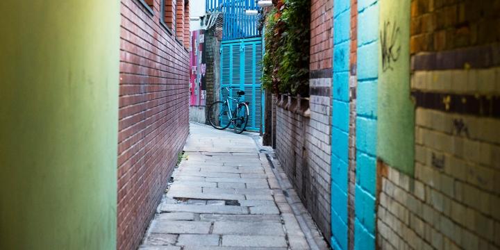 Dublin's Alley ArtWalks