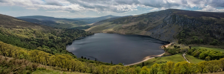 Three Random Things About Lough Tay