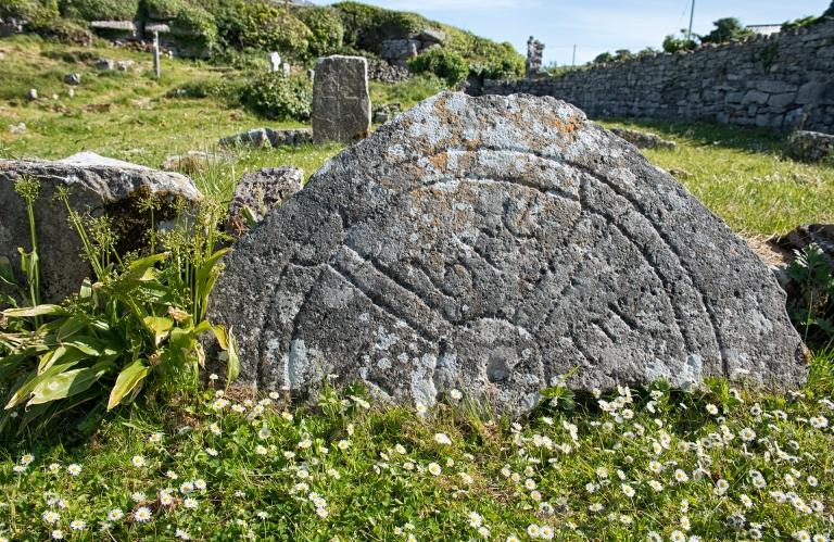 Seven Churches Ancient Stone