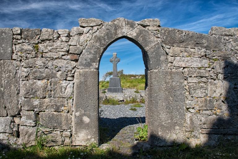 Seven Churches Celtic Cross