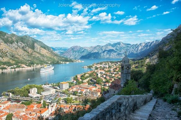 Kotor Fortress