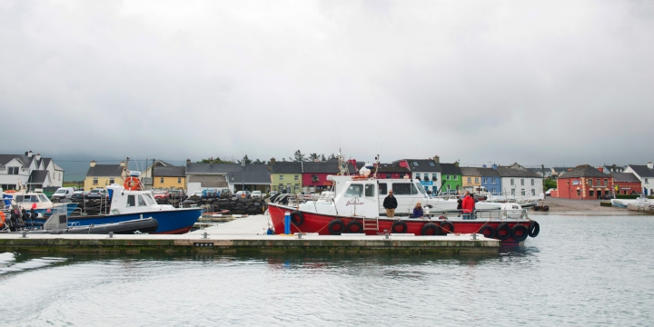 Portmagee Harbor