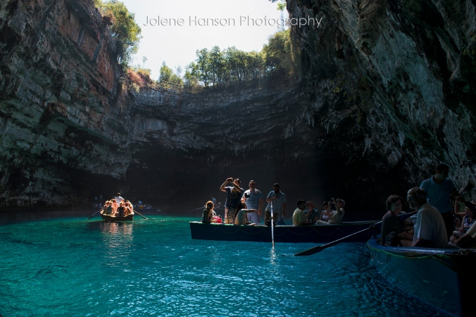 Argostoli Underground Lake