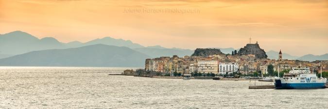 Corfu Morning