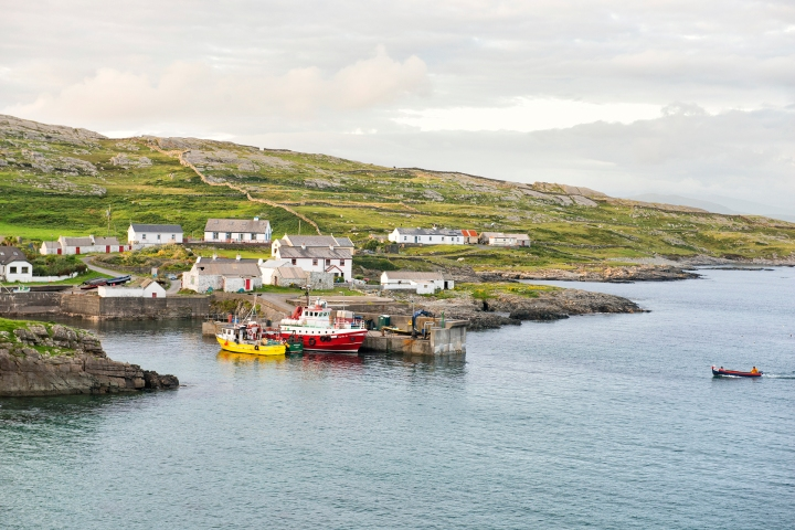 American Refugee: 5 Reasons to Visit Inishturk, Ireland