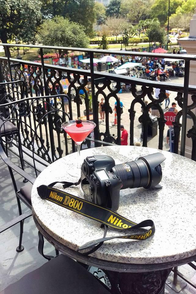 Nikon at Muriels