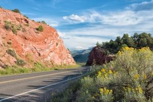 Entering Colorado