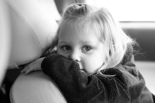 My niece, Charlotte