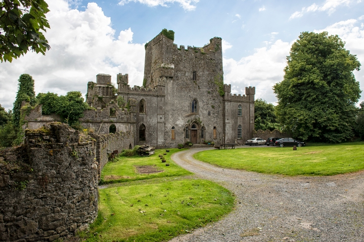 Ireland's Most Haunted Castle