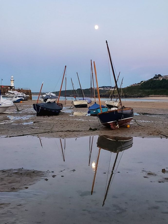 St Ives Boats